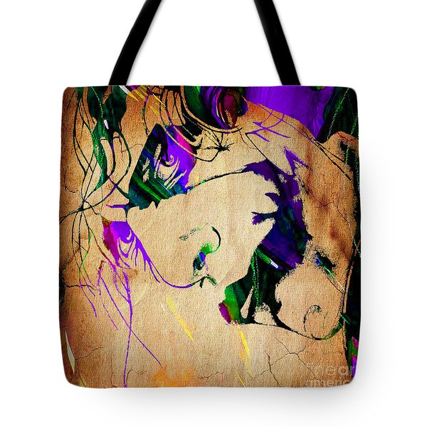 Joker Collection Tote Bag by Marvin Blaine