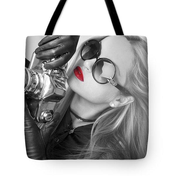 Liuda12 Tote Bag by Yhun Suarez