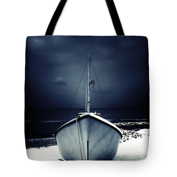 loneliness Tote Bag by Stylianos Kleanthous