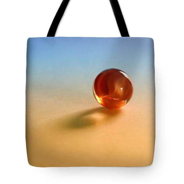 1 lost marble Tote Bag by Tom Druin