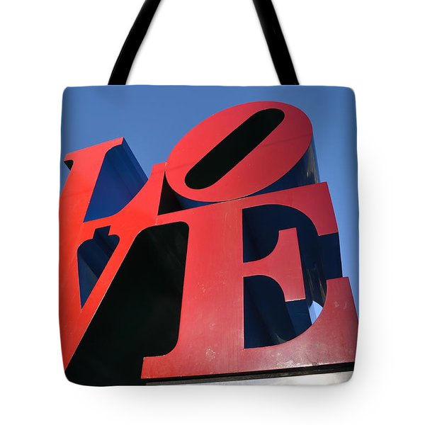 Love Tote Bag by Bill Cannon