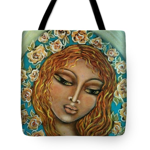 Mary Mary Tote Bag by Maya Telford