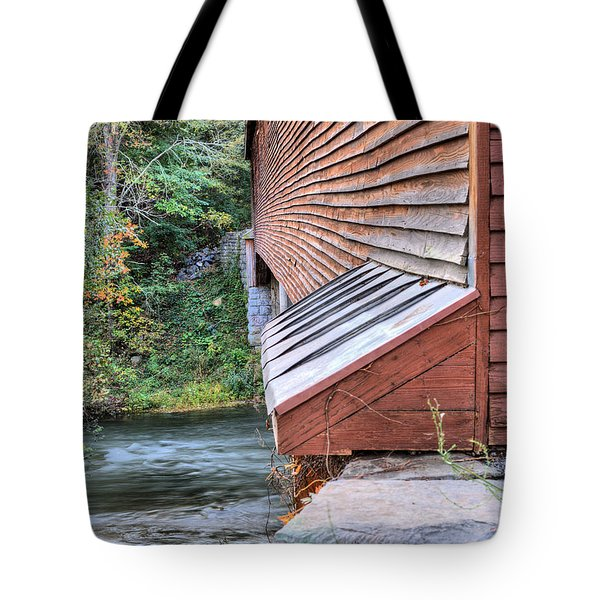 Meems Bottom Tote Bag by JC Findley