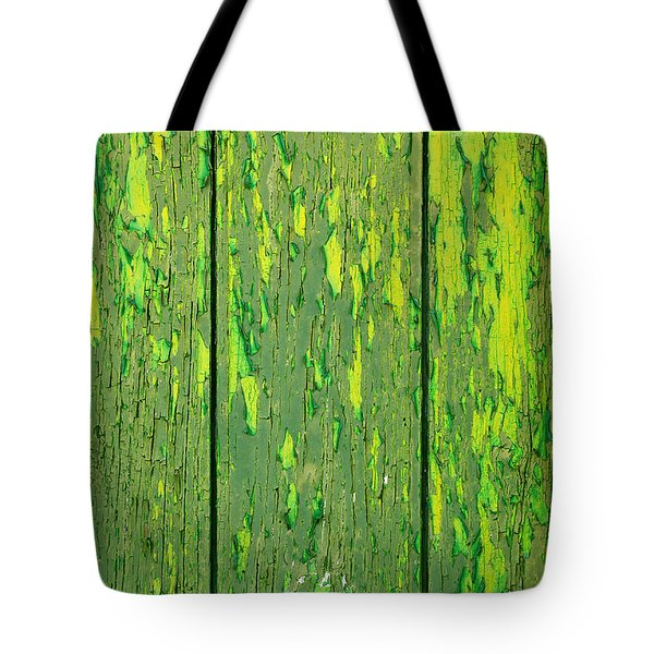 Old Wooden Background Tote Bag by Carlos Caetano