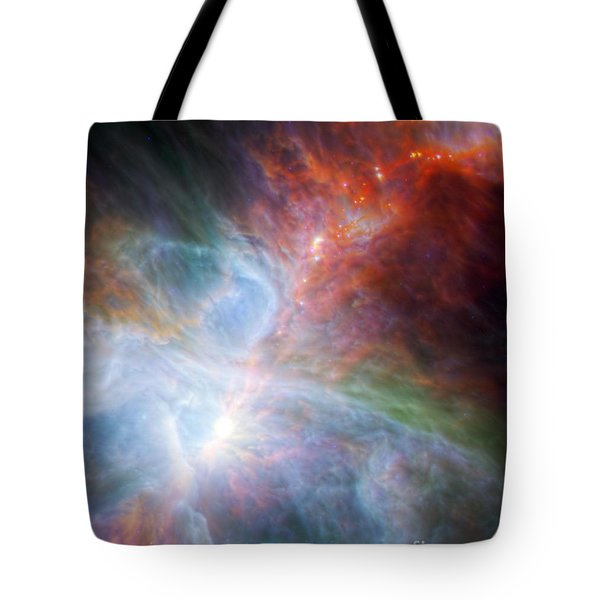 Orion Nebula Tote Bag by Science Source