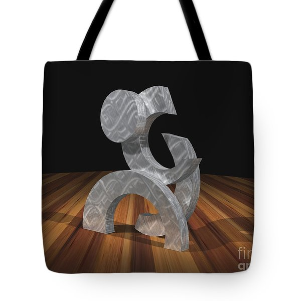 Phases Tote Bag by Peter Piatt