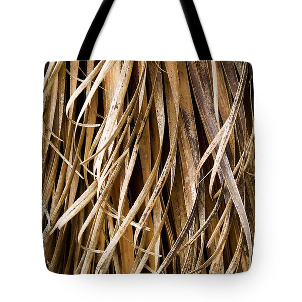 Plant Details Tote Bag by Tim Hester