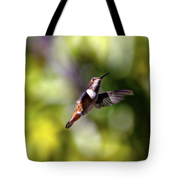 Posed Tote Bag by Joe Schofield
