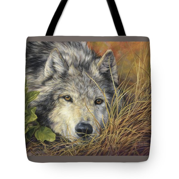 Pure Soul Tote Bag by Lucie Bilodeau