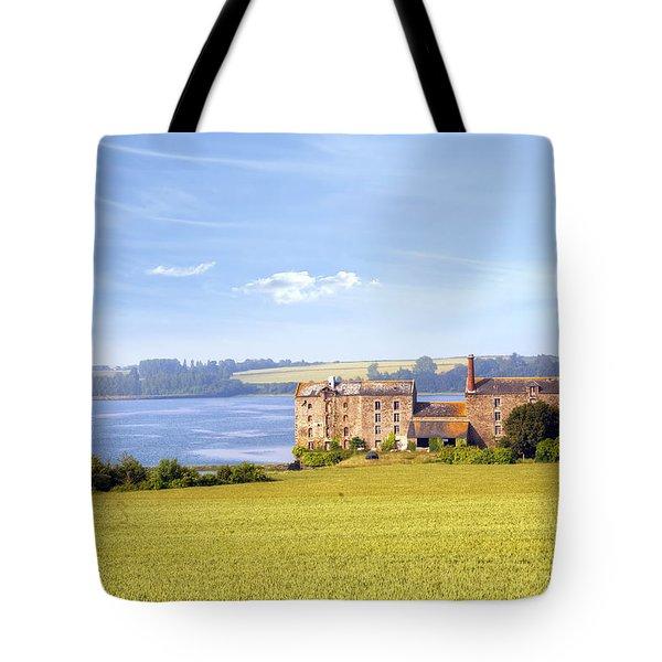 Rance - Bretagne Tote Bag by Joana Kruse