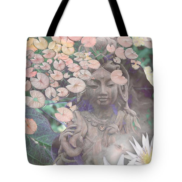 Reflections Tote Bag by Christopher Beikmann
