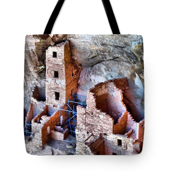 Ruins Tote Bag by Dan Sproul