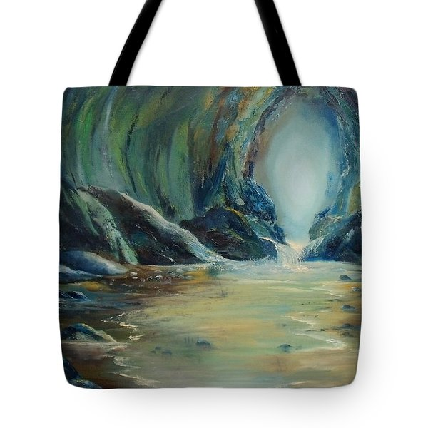Safe Haven Tote Bag by Donna McGee