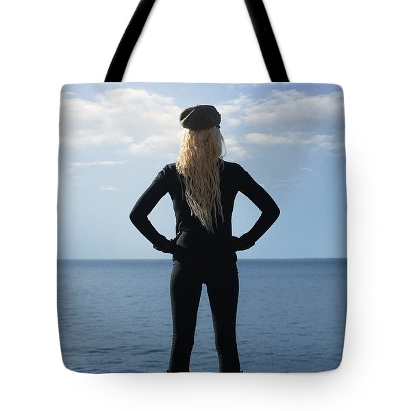 self-confidence Tote Bag by Joana Kruse