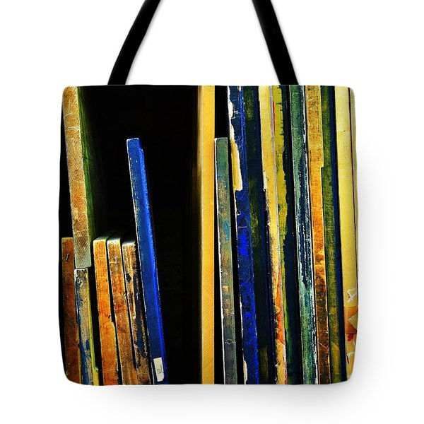 Source Tote Bag by Skip Hunt