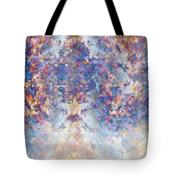 Spiritual Torrents Tote Bag by Christopher Gaston