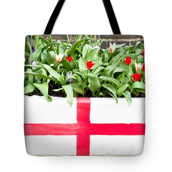 Spring Flowers Tote Bag by Tom Gowanlock
