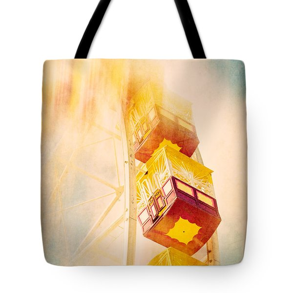 Summer Dreams Tote Bag by Amy Weiss