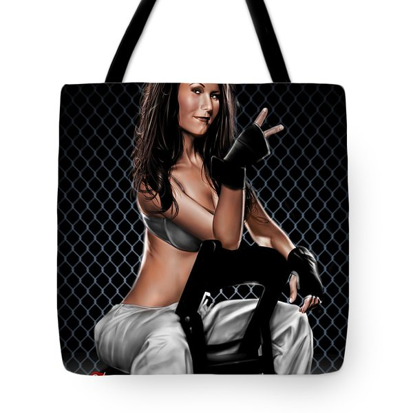 Swifty Tote Bag by Pete Tapang
