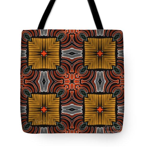 Symmetrica 319 Tote Bag by Nedunseralathan R