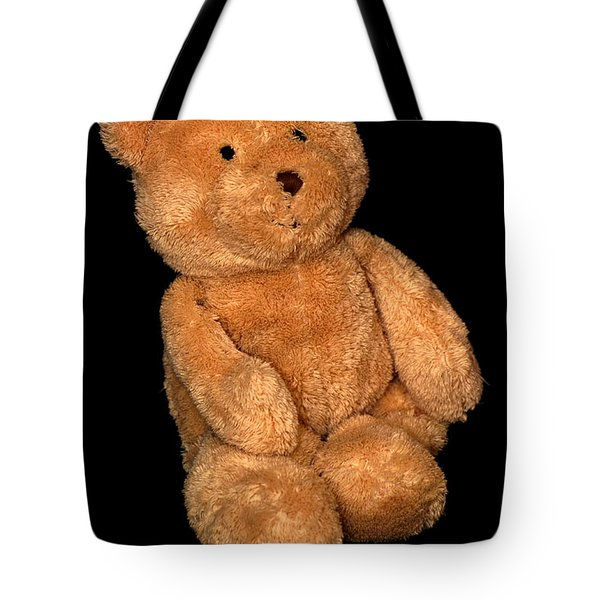 Teddy Bear  Tote Bag by Toppart Sweden