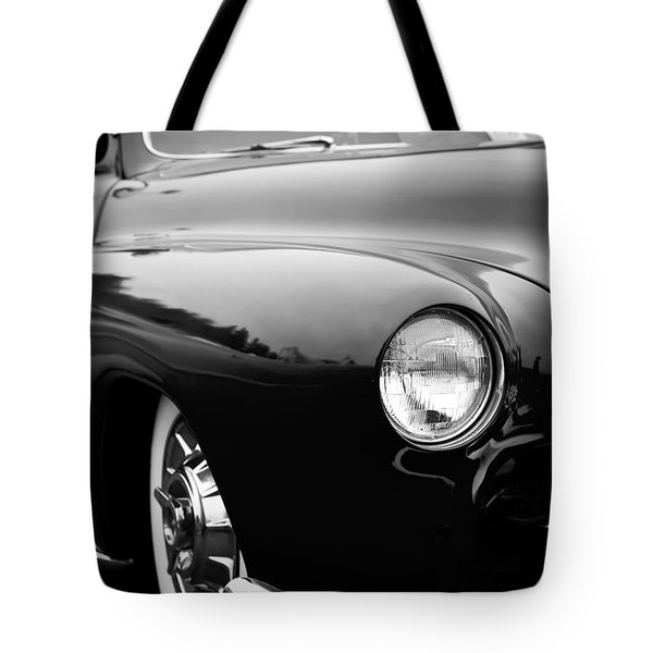 The 1950 Mercury Tote Bag by David Patterson