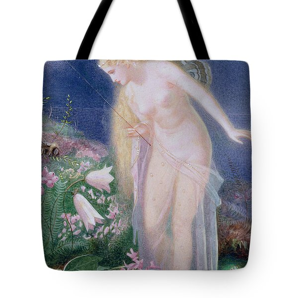 The Honey-bags Steal From The Humble Bees Tote Bag by John Simmons