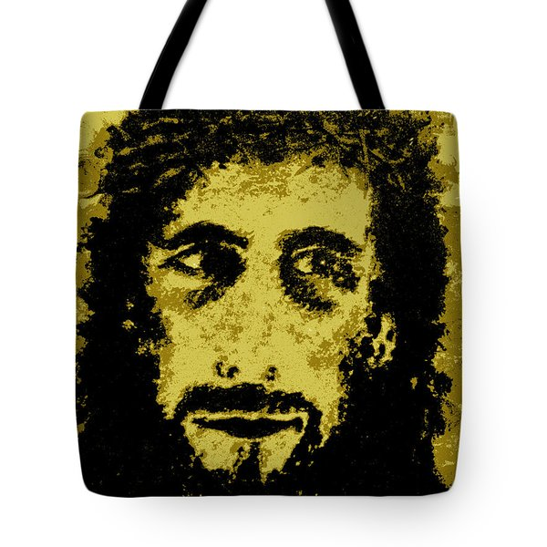 The Savior Tote Bag by Alys Caviness-Gober