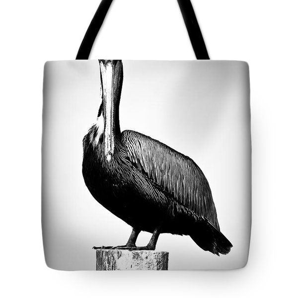 The Stare Down Tote Bag by Matthew Blum