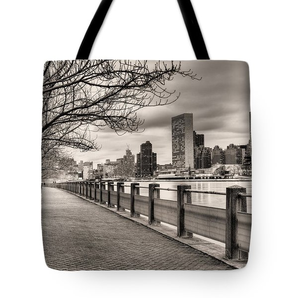The Walk Tote Bag by JC Findley