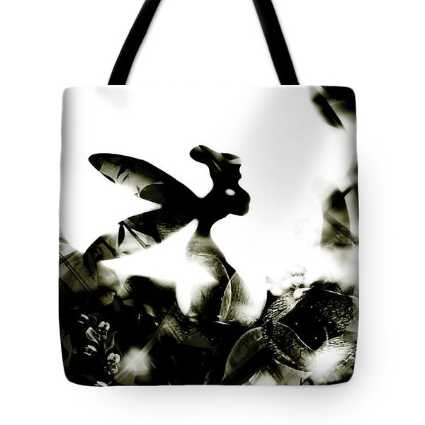 Tinker Bell Tote Bag by Jessica Shelton