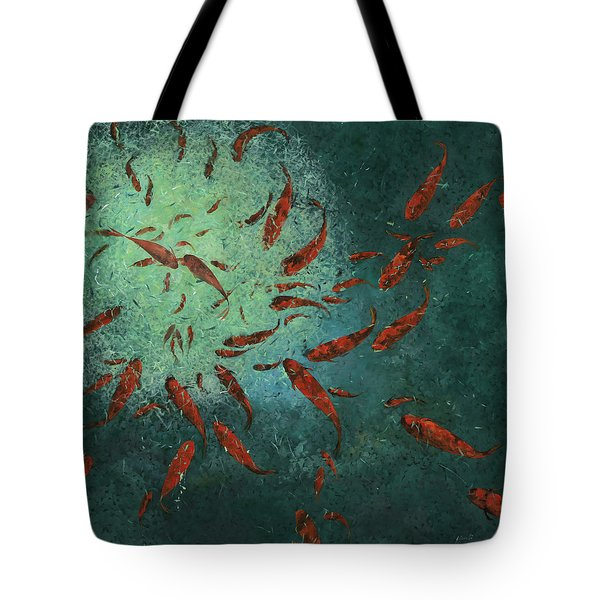 Troppi Per Contarli Tote Bag by Guido Borelli