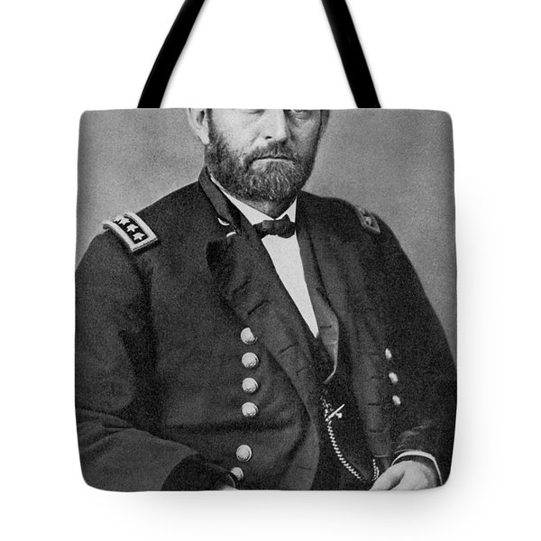 Ulysses S Grant Tote Bag by American School