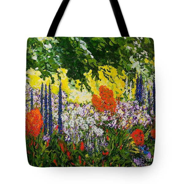 Under The Branch Tote Bag by Allan P Friedlander
