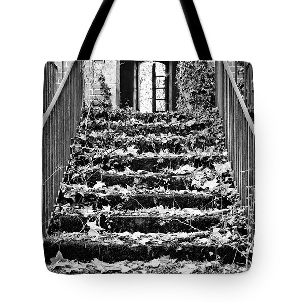 Up to the light Tote Bag by Nomad Art And  Design