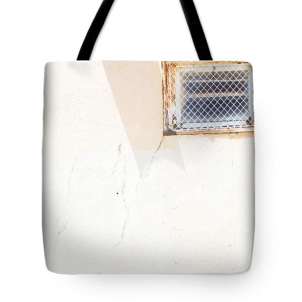 Urban Window 2 Tote Bag by Lenore Senior