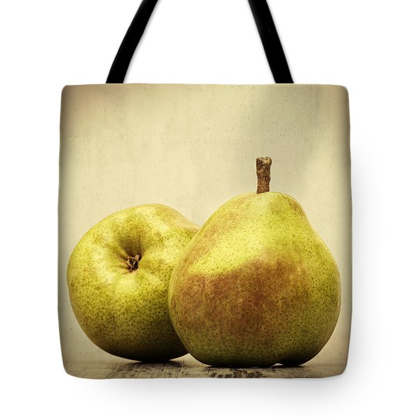 Pears Tote Bag by Wim Lanclus