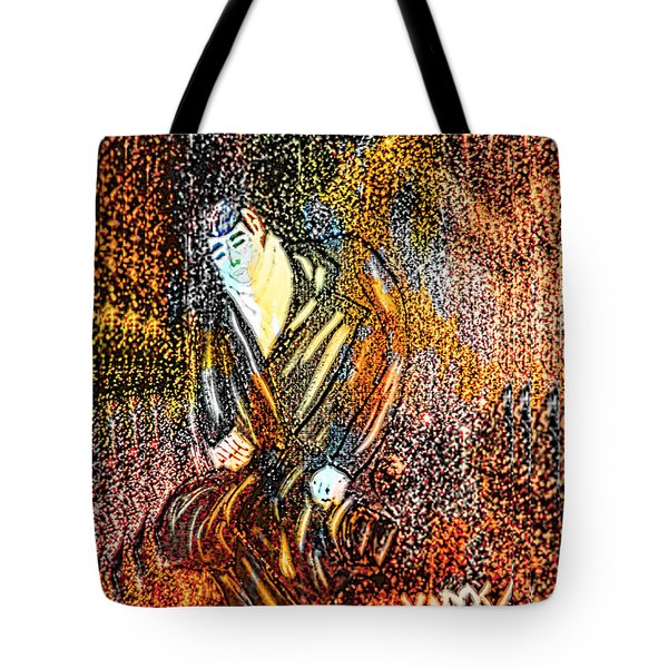 Vulcan Retreat Tote Bag by M and L Creations