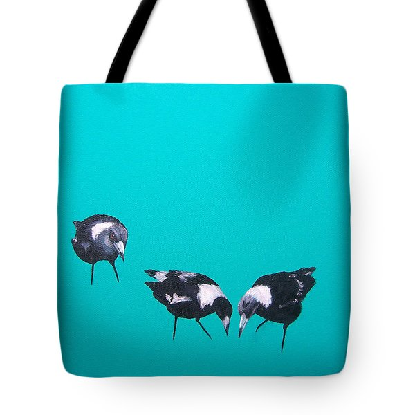 What About Me Tote Bag by Jan Matson