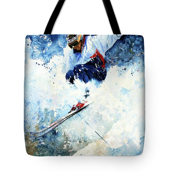 White Magic Tote Bag by Hanne Lore Koehler