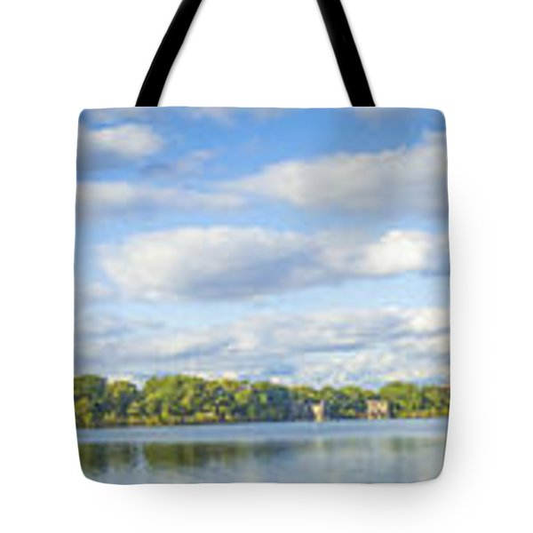 Central Park Tote Bag by Theodore Jones