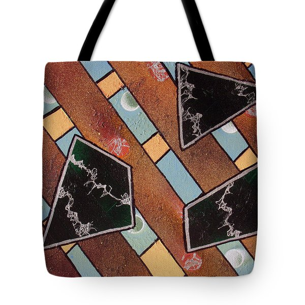 Untitled Tote Bag by Joshua Hamell