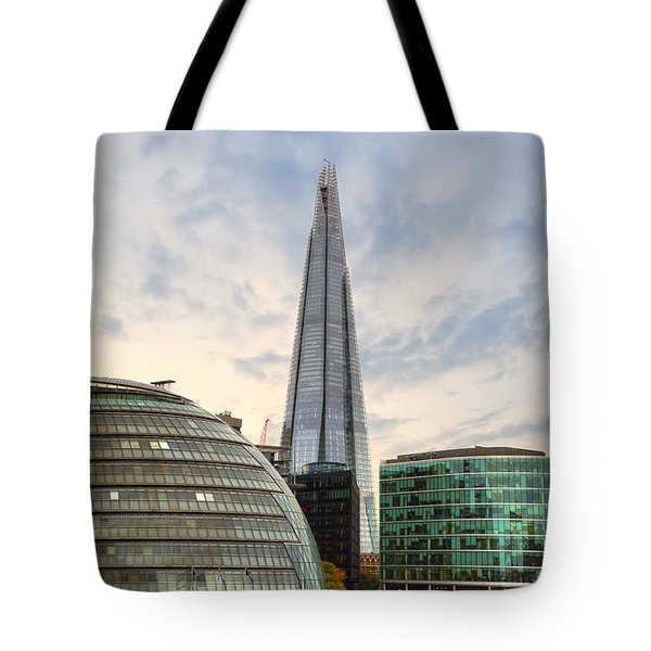 London Tote Bag by Joana Kruse