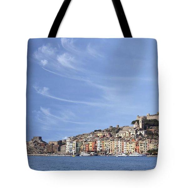 Porto Venere Tote Bag by Joana Kruse