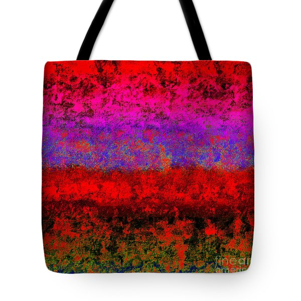 1423 Abstract Thought Tote Bag by Chowdary V Arikatla