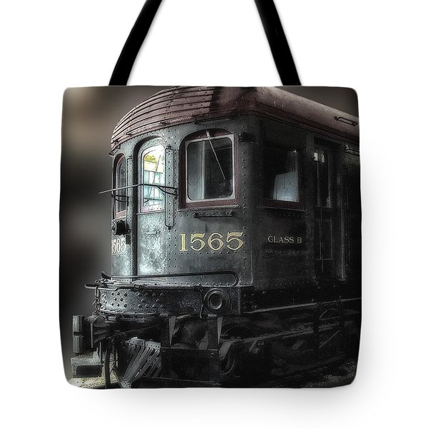 1565 Class B Irm Tote Bag by Thomas Woolworth