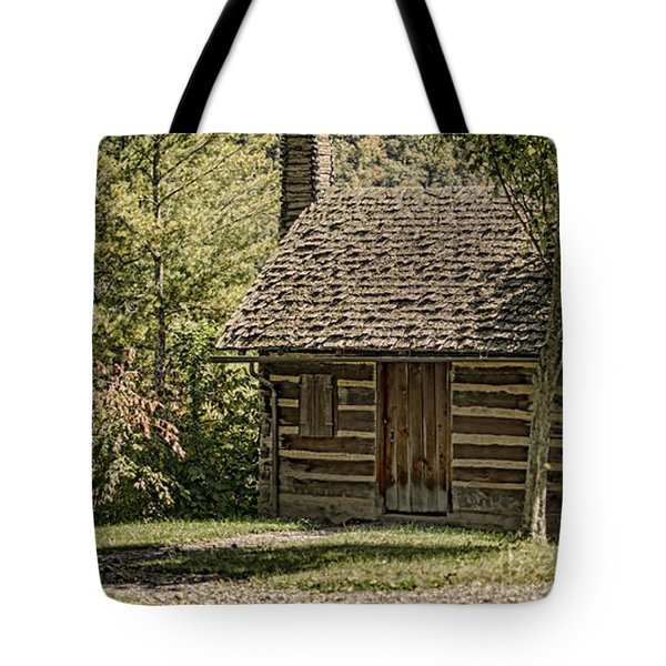 18th Century Tote Bag by Heather Applegate