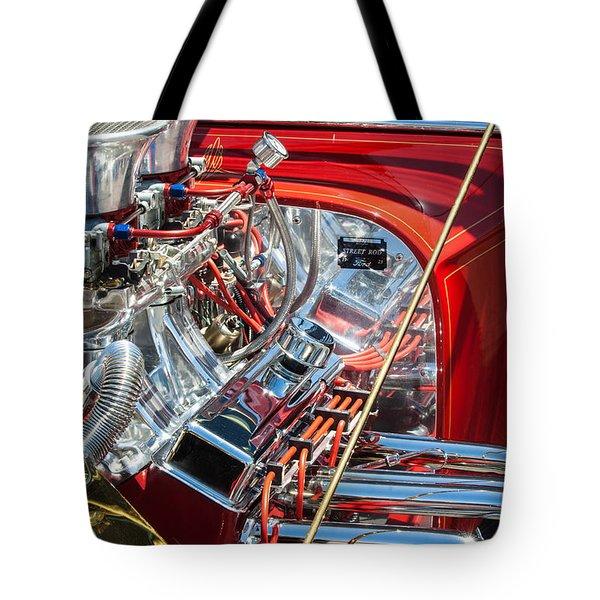 1923 Ford T-bucket Tote Bag by Jill Reger