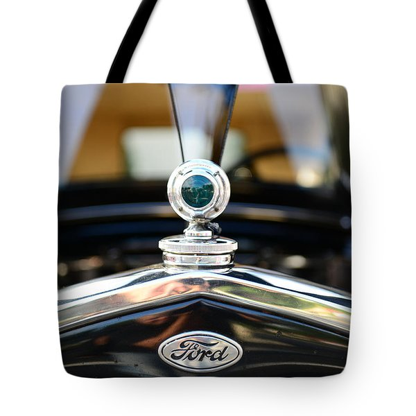 1931 Ford Model A Tote Bag by Paul Ward
