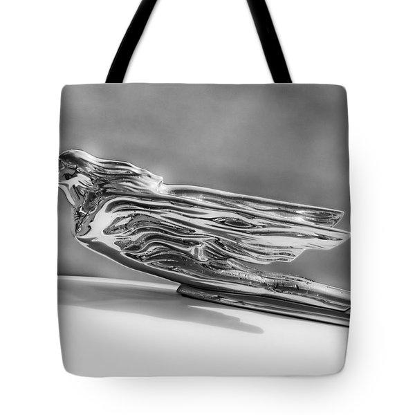 1941 Cadillac Tote Bag by Kurt Golgart